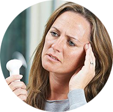 Premenopausal-Symptoms